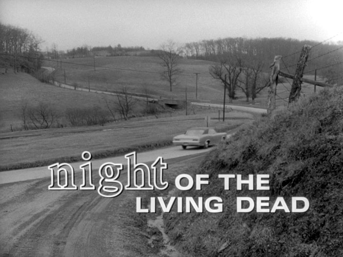 On a visit to their father's grave, Barbara and her cynical brother Johnny see a strange visitor in the cemetery. They both get their first sign that… title=