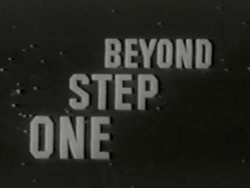 One Step Beyond 04 – The Dark Room