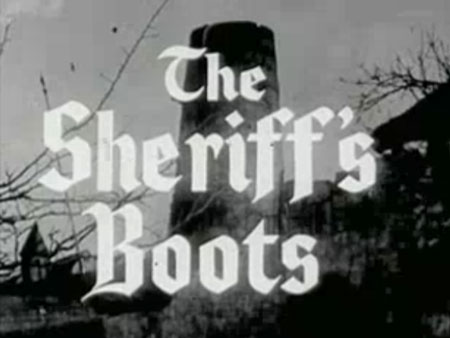 Robin Hood 022 – The Sheriff's Boots