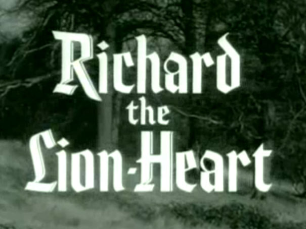 Robin Hood 038 – Richard The Lion-Heart