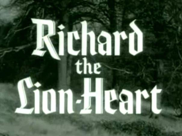 Robin Hood 038 – Richard The Lion-Heart
