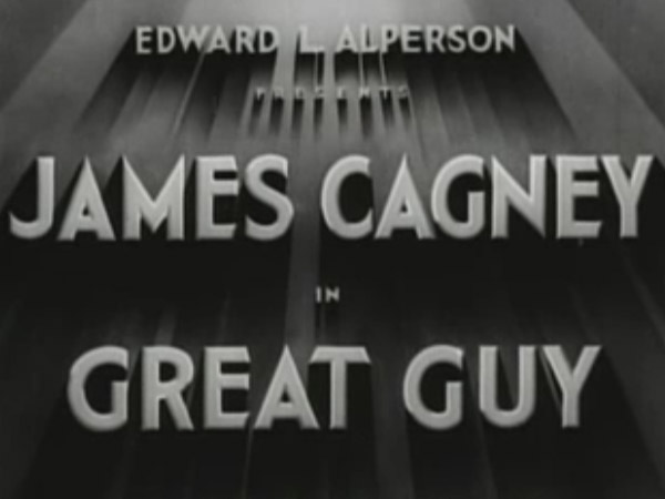 James Cagney stars in this great movie with an utterly useless title about the department of Weights & Measures always looking out for the regular Joe Shmoes.… title=
