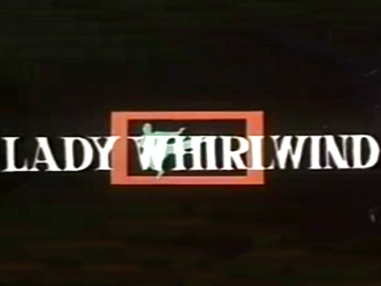 Lady Whirlwind