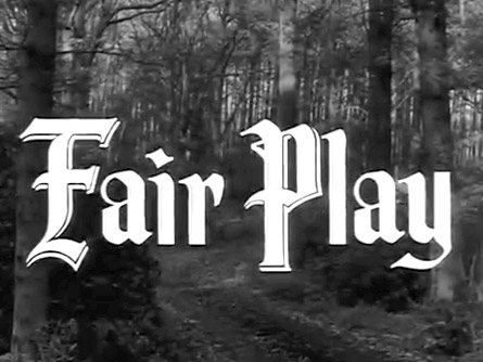 Robin Hood 062 – Fair Play