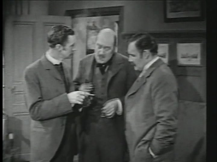 Sherlock Holmes 01 – The Case of the Cunningham Heritage 13