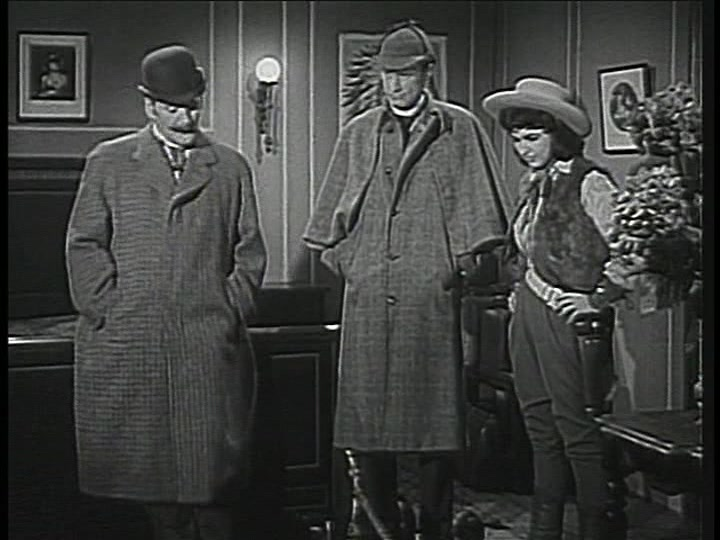 Sherlock Holmes 04 – The Case Of The Texas Cowgirl 5