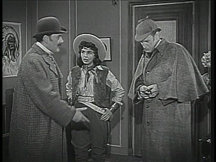 Sherlock Holmes 04 – The Case Of The Texas Cowgirl 6