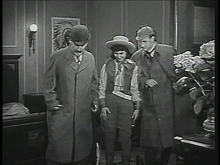 Sherlock Holmes 04 – The Case Of The Texas Cowgirl 7