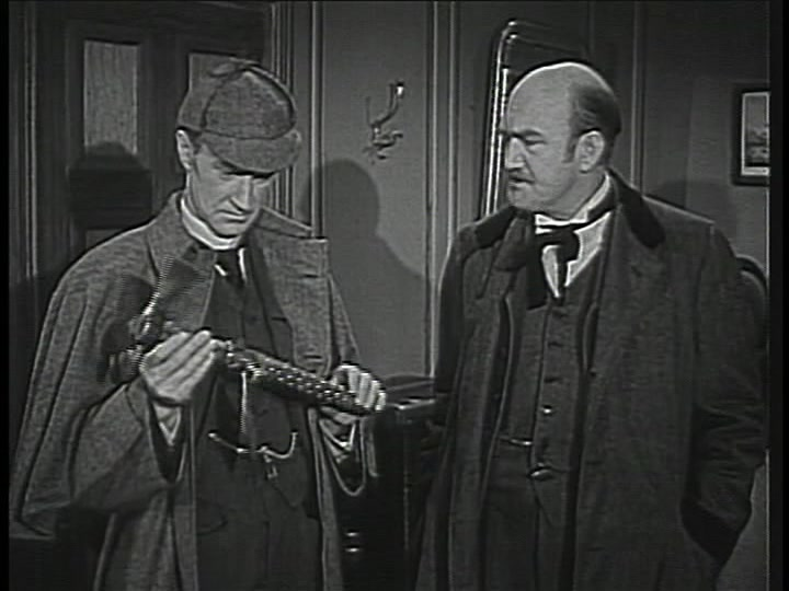 Sherlock Holmes 04 – The Case Of The Texas Cowgirl 9