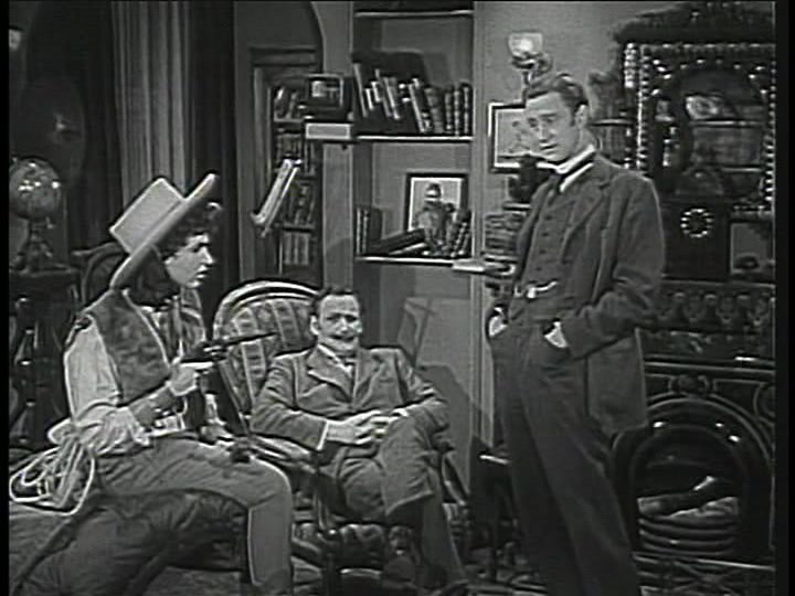 Sherlock Holmes 04 – The Case Of The Texas Cowgirl 12