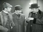 Sherlock Holmes 05 – The Case Of The Belligerent Ghost - 1954 Image Gallery Slide 5
