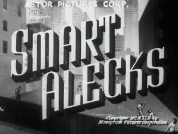 Smart Alecks