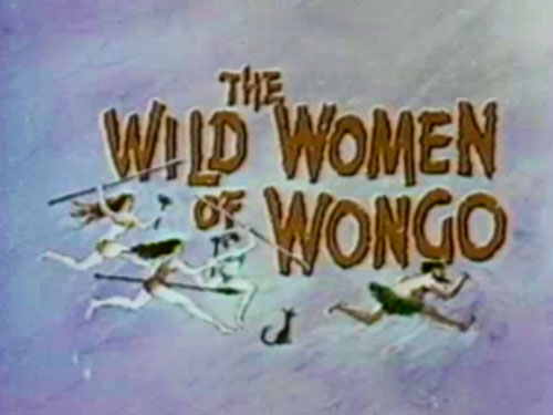 Here's quite possibly the worst movie ever made. It's about two tropical islands sitting near to each other. Somehow each island is populated by a single gender… title=