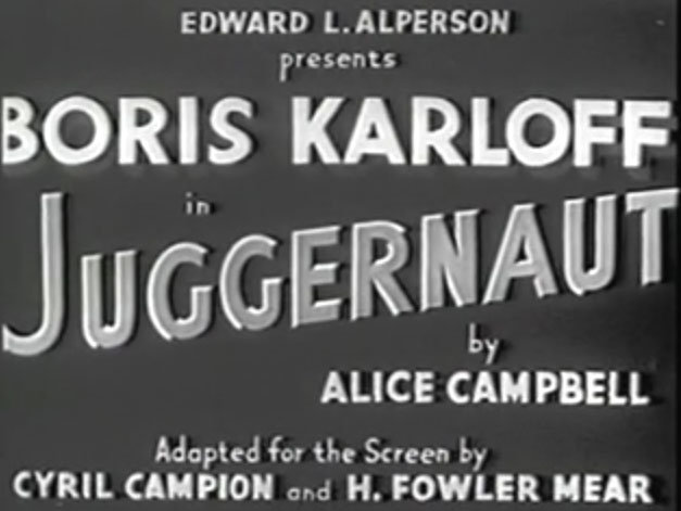 An evil, mad doctor (played by Boris Karloff) is in need of funds for his devious experiments so he cooperates with the greedy wife of a rich… title=