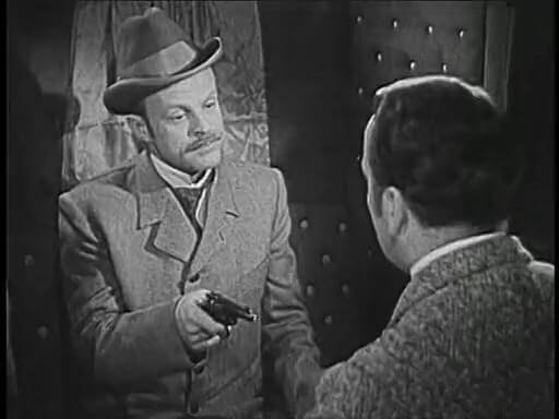 Sherlock Holmes 14 – The Case of the French Interpreter 6
