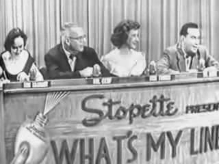 What's My Line – Guest Star Bette Davis 12