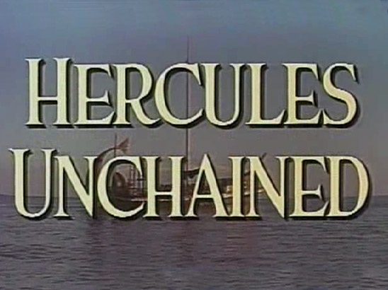 Hercules Unchained – Old Time Movies and Radio