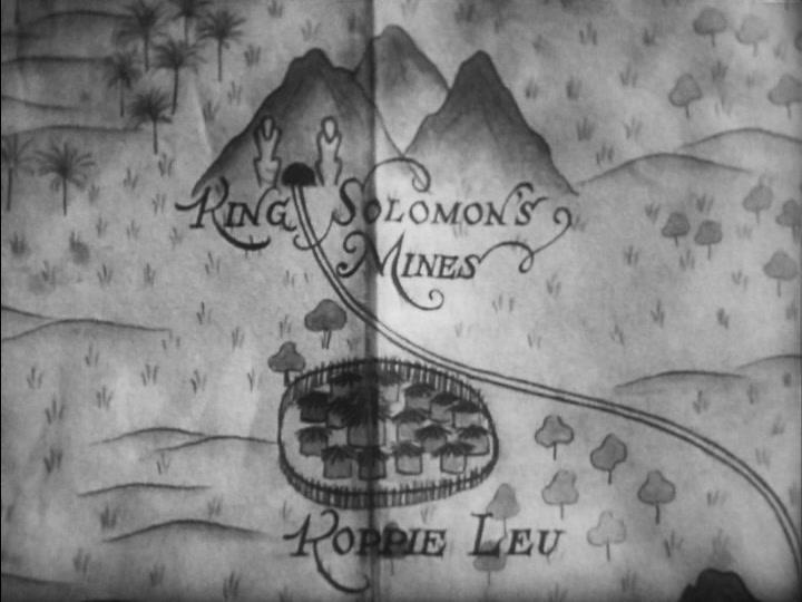 King Solomon's Mines 1