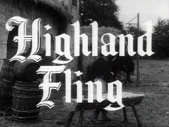 Robin Hood 070 – Highland Fling
