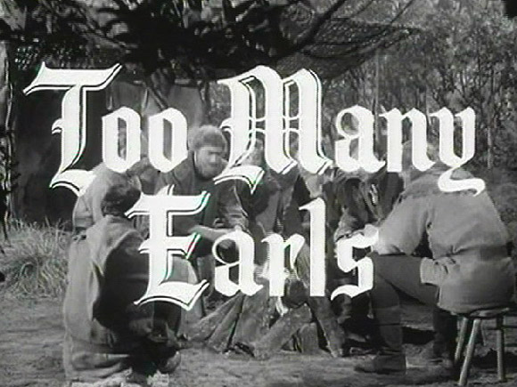 Robin Hood 069 – Too Many Earls