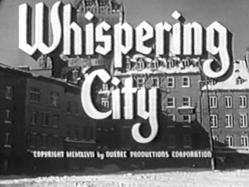 Whispering City