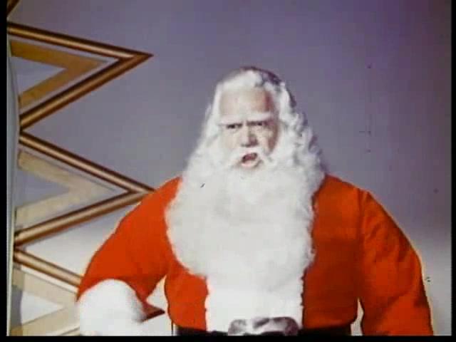 Santa Claus (Versus Satan) 4
