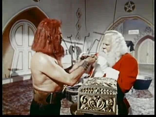 Santa Claus (Versus Satan) 12