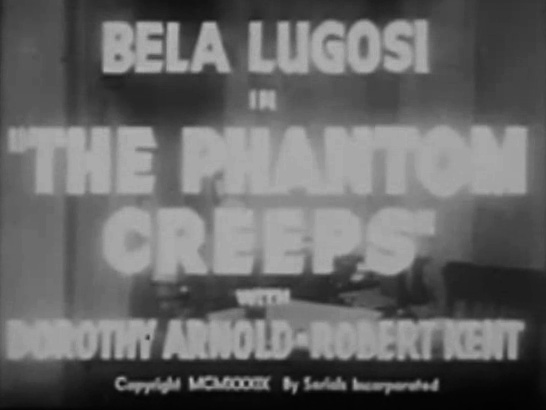 Bela Lugosi stars in this serial turned made-for-tv-movie complete with mad scientists, Lugosi hamming it up, a crazy robot, and all the other reasons you would ever… title=