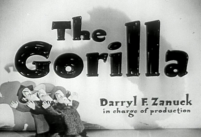 Atwill, a wealthy and well-to-do man, finds his life threatened by a killer known as The Gorilla. Of course he hires the Ritz Brothers to investigate. It… title=