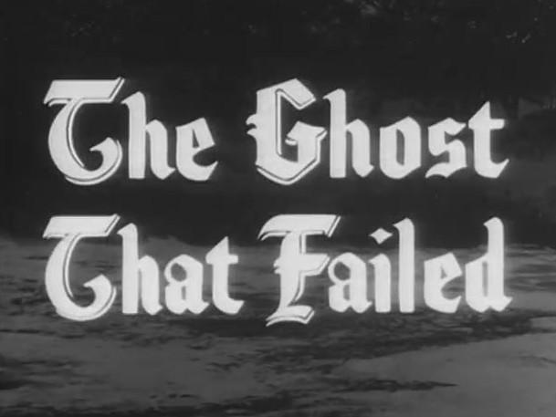 Robin Hood 101 – The Ghost that Failed