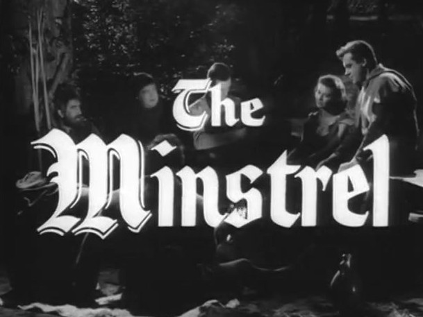 Robin Hood 111 – The Minstrel