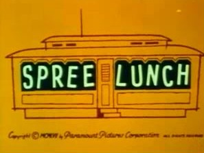 Popeye – Spree Lunch