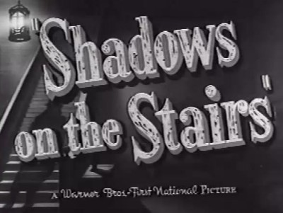 Shadows on the Stairs