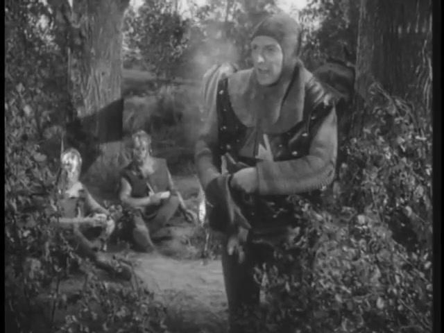 Robin Hood 121 – Tuck's Love Day 1