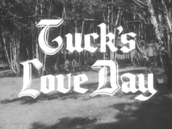 Robin Hood 121 – Tuck's Love Day