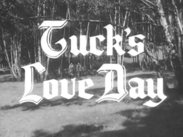 Robin Hood 121 – Tuck's Love Day