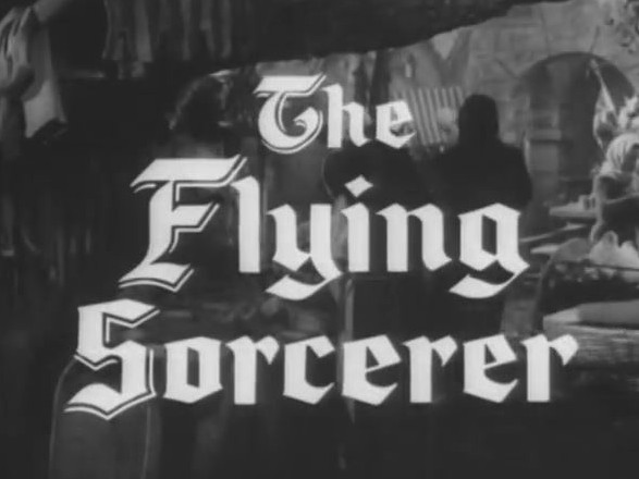 Robin Hood 122 – The Flying Sorcerer