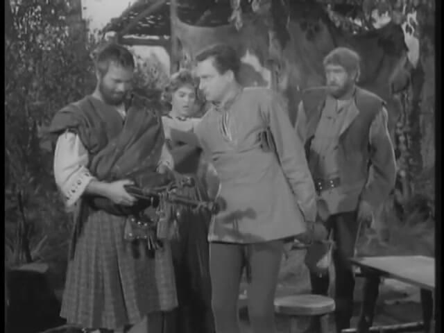 Robin Hood 133 – The Bagpiper 6