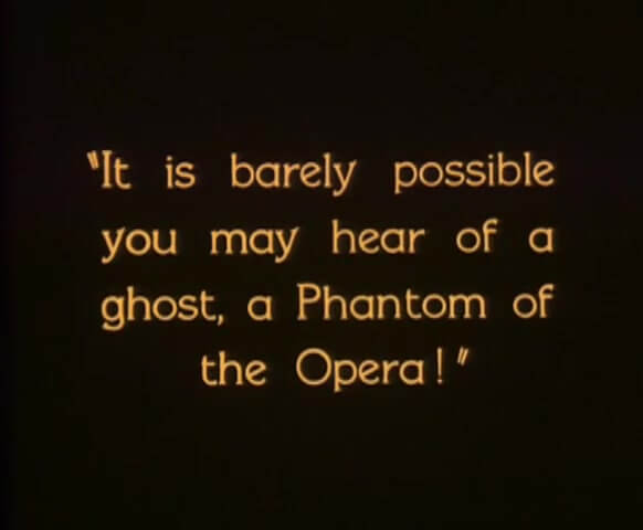 Phantom of the Opera 2