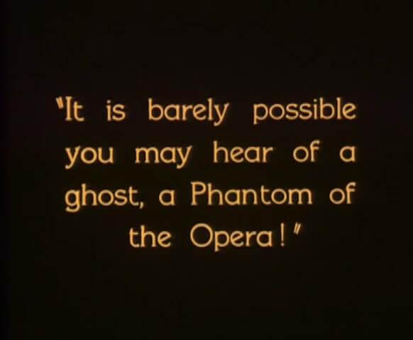 Phantom of the Opera 2