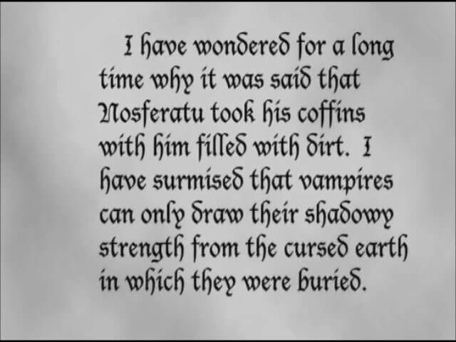 Nosferatu 10