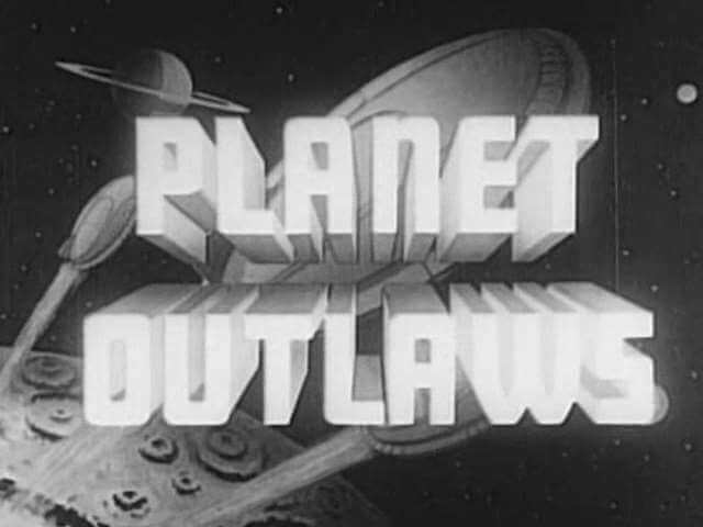 Planet Outlaws