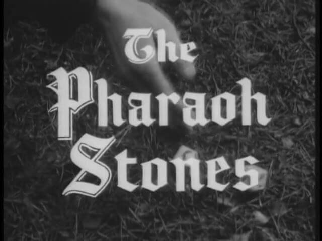 Robin Hood 136 – The Pharaoh Stones