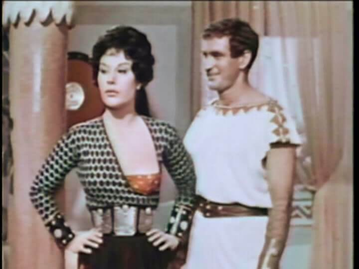 Colossus and the Amazon Queen 10