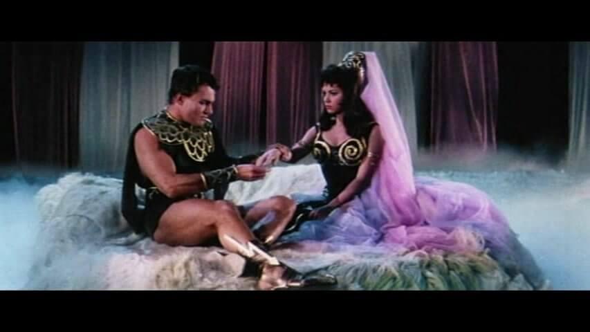 Venus Meets the Son of Hercules 8
