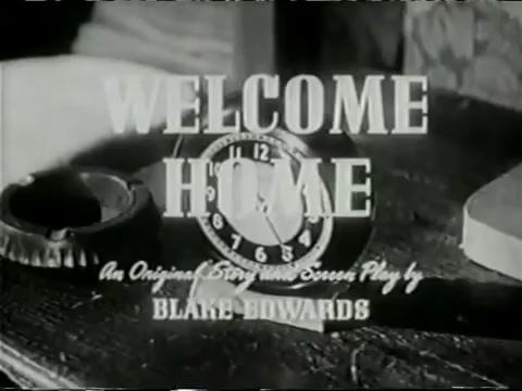 Four Star Playhouse 005 – Welcome Home