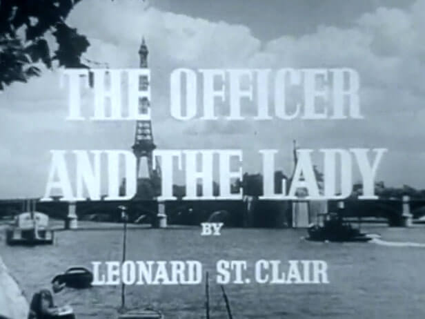 Four Star Playhouse 007 – The Officer and the Lady