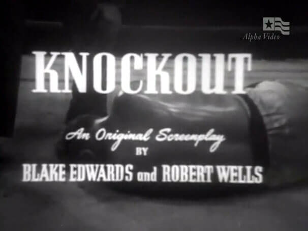 Four Star Playhouse 008 – Knockout