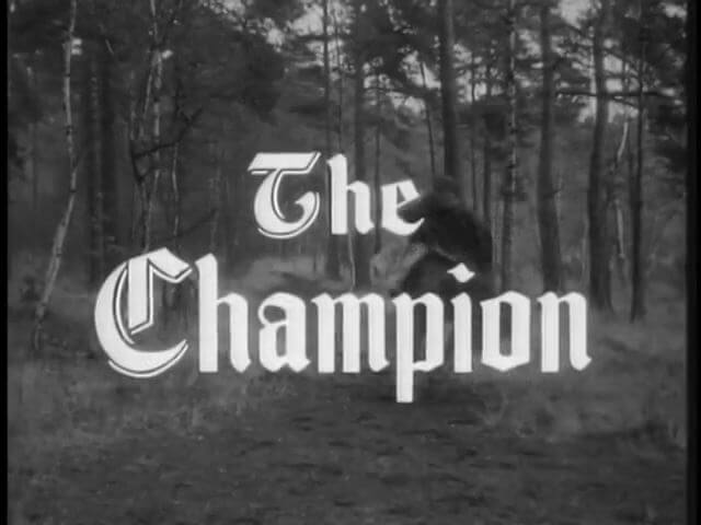Robin Hood 140 – The Champion