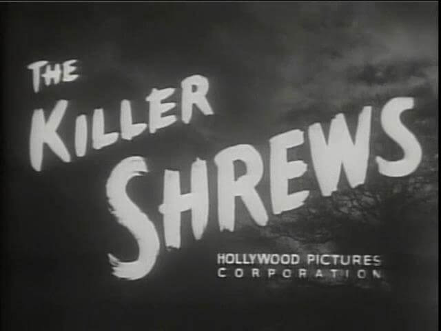 On an isolated island, a small group of people are terrorized by giant voracious shrews in the midst of a hurricane. title=